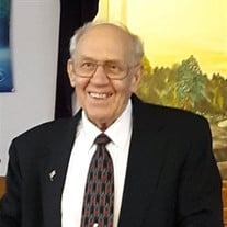 Rev. Arlie M. McGarvey