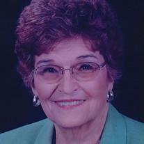 Mrs. Doris Sink Miller