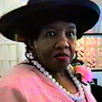 Ms. Mildred Elaine Marks Carr Matthews
