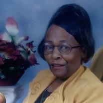 Mrs. Dorothy Ray Wright