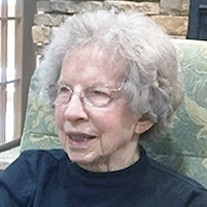 Mrs. Priscilla Audrey Johnson