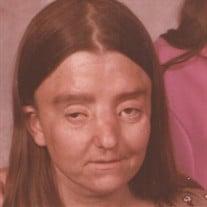 Mrs. Carolyn Doris Cox Fitts