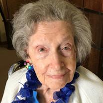 Mayme Pearl Ward