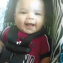 Baby Adrian Malachi Eastwood