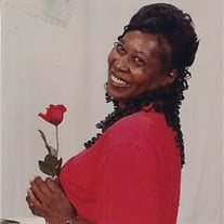 Mrs. Dorothy Evangeline Jones
