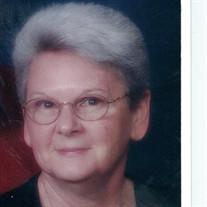 """Joan Elizabeth """"Betty"""" Huntt"""