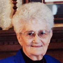 Hazel Margaret Miller
