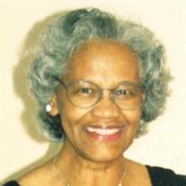 Ruth Eleanor Thomas