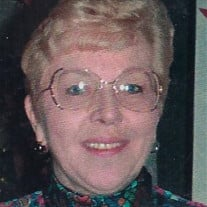 Shirley Ann Perkins Adams