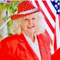 """Mrs. Marion """"Bonnie"""" Yates Buchner"""