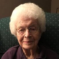 Pauline E. Lecrone