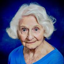 Faye Richardson Moss