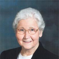Sister Mary Grace Mecke, OSB