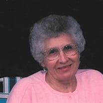 Geneva Violet Henderson