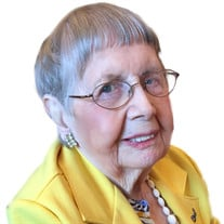 Thelma F. Hines