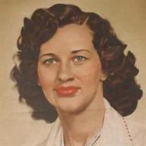 Frances Greer Barlow