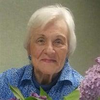 Shirley Mae Petersen