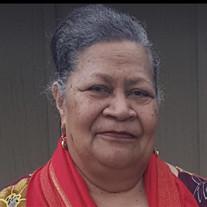 Margaret  Mafuahingano Uhi