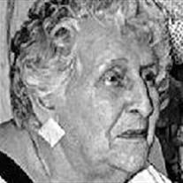 Alma E. Hilton