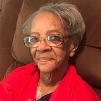 Ms. Pearlie Mae Harvey