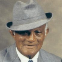 Mr. Edward Fontenot Sr.