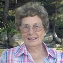 Dorothy Ruth Beckham Taylor