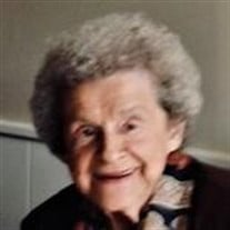 Gertrude D. (Boucher) Audette