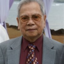 Petronlio V. Rosel
