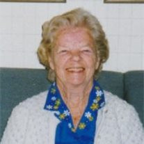 Evelyn (Hultgren) Thompson