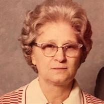 Alma  Ruth McAfee