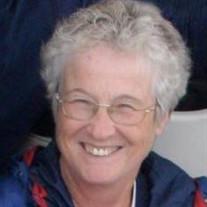 Carolyn Ruth Lillie Lapham