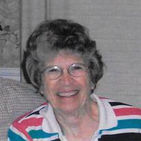 Mary Ivia Hitchcock Ward