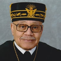 Rev. James Marshall Clark Sr.