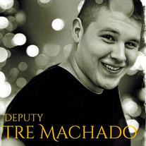Deputy Alfonso Tre Machado