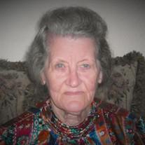 Verda Mae Simmons Barnes