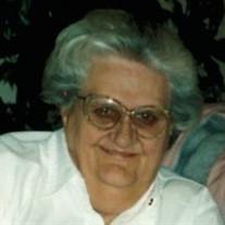 Ruby A. Napier Green