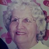 Cora Mae Laughter Albright
