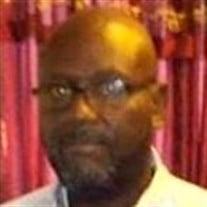 Mr.  Fred Douglas  Alford Jr.