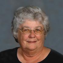 Linda Sue Benjamin