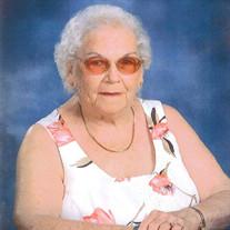 Mrs. Ruth J. Parris