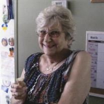 Judy Doreen Burchett