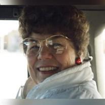 Marjorie E Clark