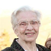 Doris Mae Anderson
