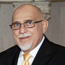 Deacon Roberto Cantu
