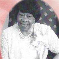 Mrs. Paralee B. Jones