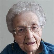 Mrs. Marion Grace Rhodes