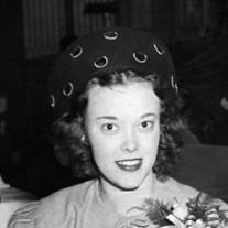 Betty Pangrace Welker