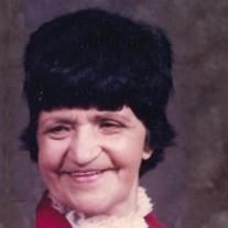 Mary Lou Holcomb (nee Johnson)
