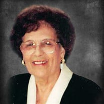 Edith Geraline Thomas
