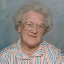 Wilhelmina E.  Rink